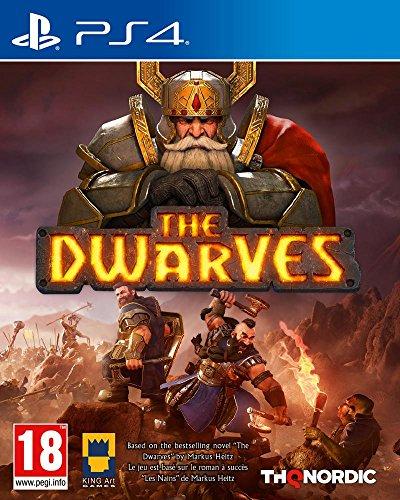 THE DWARVES PS4 EDIZIONE REGNO UNITO