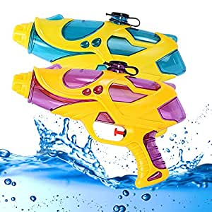 Pistola ad acqua pluiesoleil squirt pistola di plastica for Caldaia ad acqua di plastica