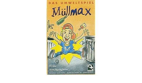 Müllmax Das Umweltspiel [Kartenspiel].: Amazon.de: Spielzeug