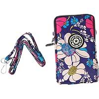 Fenical 1pz cerniera portacellulare portacellulare collo appeso borse moda borsa cellulare per viaggio di shopping…