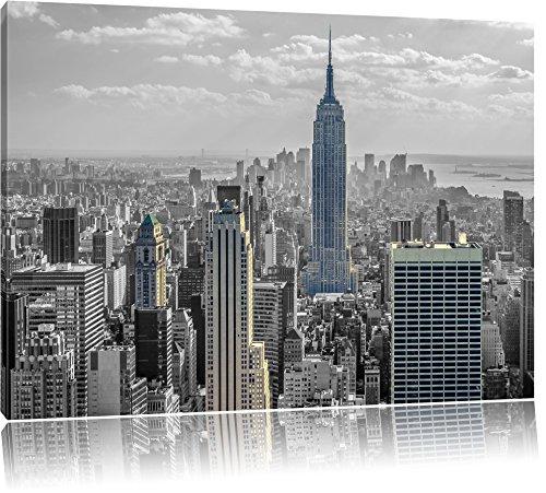 new-yorker-skyline-mit-empire-state-building-schwarz-weiss-format-120x80-auf-leinwand-xxl-riesige-bi