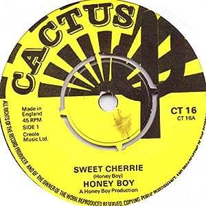 SWEET CHERRIE'S IMPOSSIBLE LOVE LP (VINYL) UK CACTUS 1975