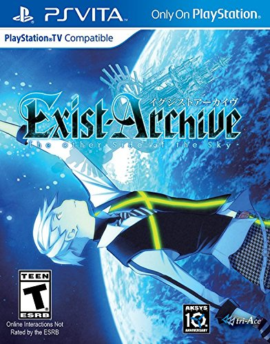 Exist Archive: The other side of the sky - PlayStation Vita