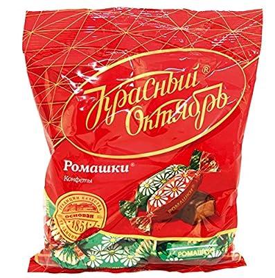 Krasnij Oktjabrj Romashki Konfekt. 6er Pack (6 x 250 g)