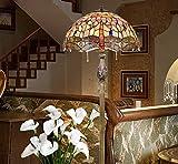 Nat¨¹rliche Shell Stehlampe Tiffany Lampen Bar Wohnzimmer Zimmer im mediterranen Stil im Wohnzimmer-Lampen-Licht