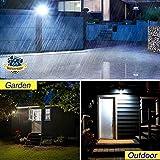 LED Foco exterior | Foco proyector led | Foco impermeable instalación de césped | 30W 2700LM | Voltaje de entrada 86-265V