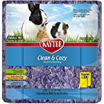Kaytee Clean & Cozy Super Absorbent Paper Bedding for Cages, Hamster, Gerbil, Mice, Rabbit, Guinea Pig, 12.3 Litre… 3