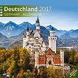 Deutschland 30 x 30 cm 2017