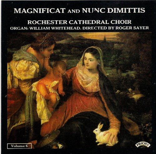 Magnificat & Nunc Dimittis,Vol [Import anglais]