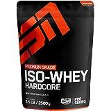 ESN IsoWhey Hardcore Protein, Natural, 2,5kg