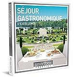 SMARTBOX - Coffret Cadeau -SÉJOUR GASTRONOMIQUE D'EXCELLENCE - Exclusivité Web