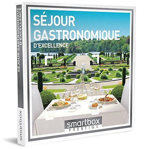 SMARTBOX - Coffret Cadeau Noël Couple - Idée cadeau original : Séjour...