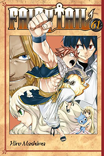 Fairy Tail Vol. 61 (English Edition)
