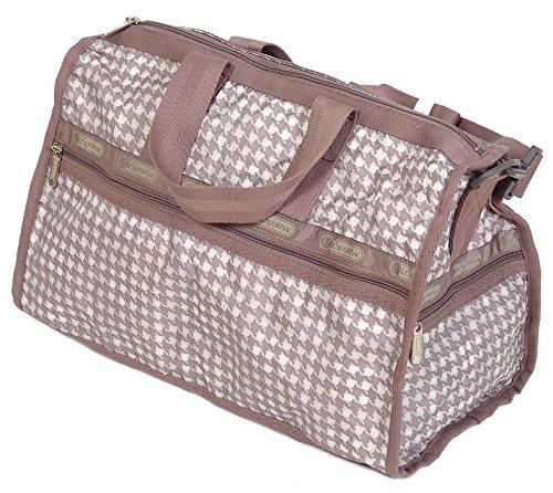 lesportsac-travel-bag-medium-weekender-hounds-touth-tan