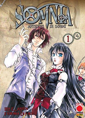 immagine manga SOMNIA