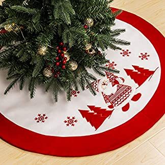 GIGALUMI Falda para árbol de Navidad