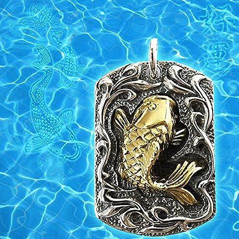 Talisman Goldfish JAPONAIS carpe koï LUCKY FISH