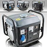 850W Benzin Notstromaggregat Stromgenerator Stromerzeuger Stromaggregat Notstrom Generator