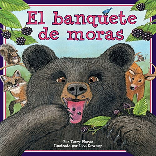 El banquete de moras [The Blackberry Banquet]  Audiolibri