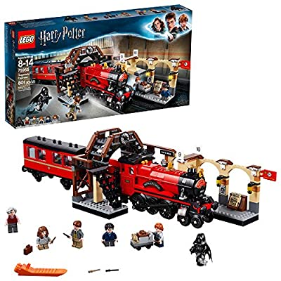 LEGO Harry Potter Hogwarts Express 75955 Building Kit (801 Piece), Multi