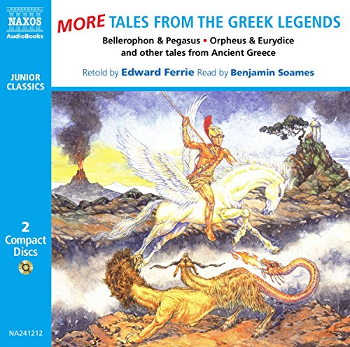 More Tales from the Greek Legends (Junior Classics)