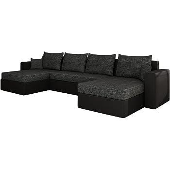 Mirjan24 Ecksofa Sofa Couchgarnitur Couch Rumba Wohnlandschaft Mit
