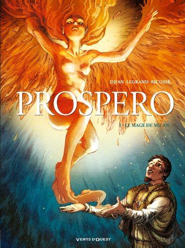 Prospero - Tome 01: Le Mage de Milan