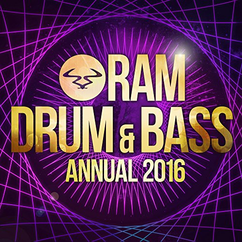 RAM Drum & Bass Annual 2016