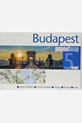 Budapest PopOut Map (PopOut Maps) Map
