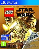 Lego Star Wars The Force Awakens Deluxe Edition PS4 Game (Star Destroyer Mini Figure - UK Import)