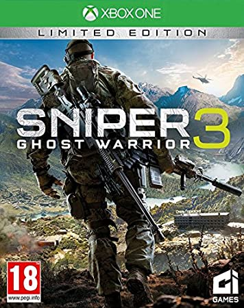 Sniper: Ghost Warrior 3 Limited Edition (Xbox One)