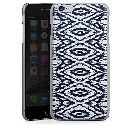 Apple iPhone 5 Housse Étui Silicone Coque Protection Motif Motif Ornements CasDur anthracite clair