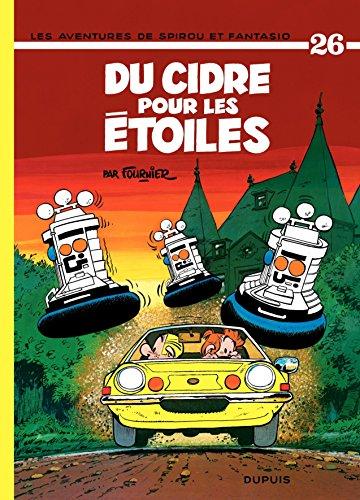 Spirou et Fantasio - Tome 26 - DU CIDRE POUR LES ETOILES par Fournier