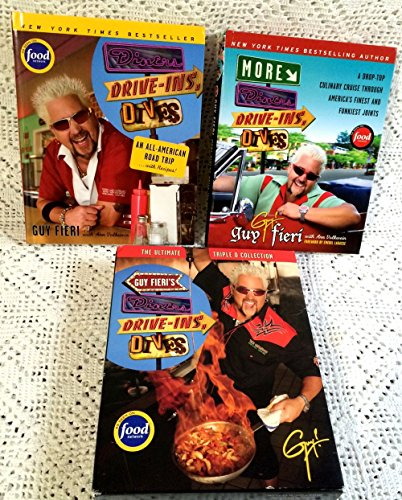 211bc5ead Guy Fieri's Diners, Drive-ins, Dives: The Ultimate Triple D Collection Box