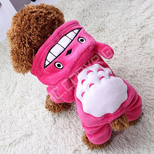 topist Haustier Kleidung Hund Pikachu Totoro Pullover Hoodie Katze Coat Puppy Apparel Kostüm