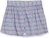 neck & neck 17V14407.23, Shorts Fantasia para Niñas, Azul Marino, 6A