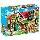 Playmobil GROSSER BAUERNHOF +4778 BÄUERIN