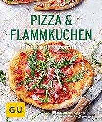 Pizza & Flammkuchen: Heiß begehrte Knusperstücke (GU KüchenRatgeber)