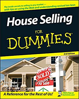 House Selling For Dummies von [Tyson, Eric, Brown, Ray]