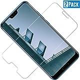 TOIYIOC [2 Stück Panzerglas Schutzfolie für Huawei Honor 10, 0.30mm Ultra-klar Folie Panzerglasfolie, Displayschutzfolie…