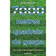 7000 metres quadrats de gespa: Una novel·la sobre el poder de la il·lusió (L' illa del temps)