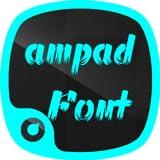 Amp Font FREE
