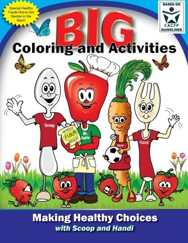 making-healthy-choices-big-coloring-and-activities-book-by-billie-webb-2014-02-12