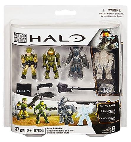 Mega Bloks 97085 - Halo Brute Battle Pack