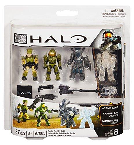 Mega Bloks 97085 - Halo Brute Battle Pack Lego Halo 3