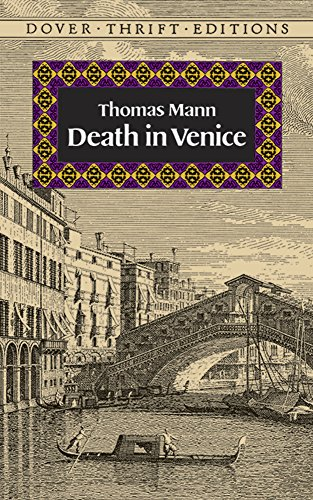 Book cover for Death in Venice