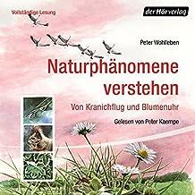 Naturphänomene verstehen: Von Kranichflug und Blumenuhr