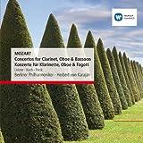 Mozart: Concertos for Clarinet, Oboe & Bassoon - Konzerte für Klarinette, Oboe & Fagott