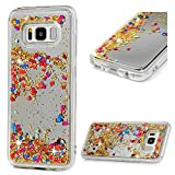 Best Amazon Amis Whens - Coque S8 Miroir, S8 Glitter Case, SUPWALL [Secure Review