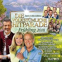 Die Volkstümliche Hitparade Frühling 2018